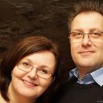 Barbara Brendel und Bernd Klingenbrunn (Das Fest 2015)
